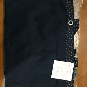NWT thirty one soft utility tote